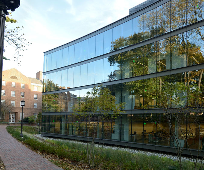 Johns Hopkins University Undergraduate Teaching Labs